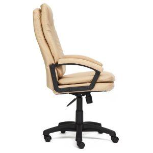 Купить Кресло компьютерное TetChair Comfort цвет кож/зам, бежевый, 36-34
