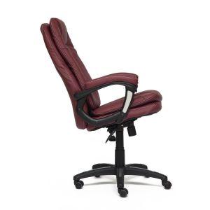 Купить Кресло компьютерное TetChair Comfort цвет кож/зам, бордо, 36-7