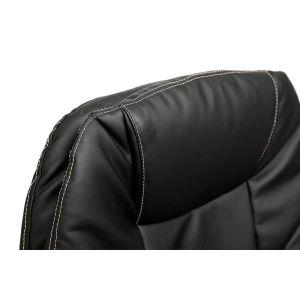 Купить Кресло компьютерное TetChair Comfort цвет кож/зам, черный, 36-6