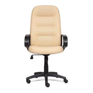 Купить Кресло компьютерное TetChair Devon цвет кож/зам, бежевый, 36-34