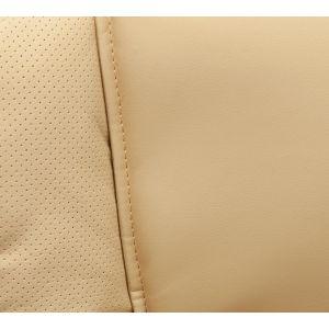 Купить Кресло компьютерное TetChair Devon цвет кож/зам, бежевый/бежевый перф., 36-34/36-34/06