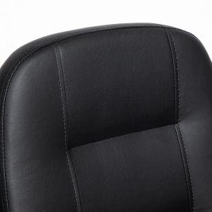 Купить Кресло компьютерное TetChair Devon цвет кож/зам, черный, 36-6