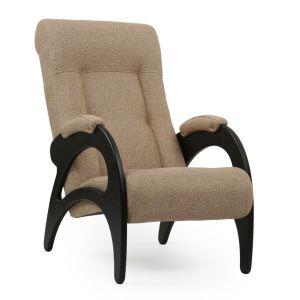Купить Кресло Мебель Импэкс Комфорт м.41 цвет венге/malta 03