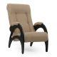 Кресло Мебель Импэкс Комфорт м.41 цвет венге/malta 03