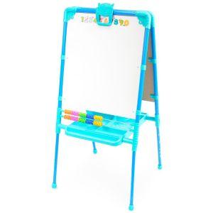 Купить Мольберт детский Ника М2 цвет голубой