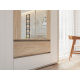 Шкаф Гранд Кволити 4-4811 4-х дверный Мальта цвет дуб сонома/рамух белый