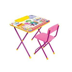 Купить Комплект детской мебели Ника Ф13 Фикси Знайка