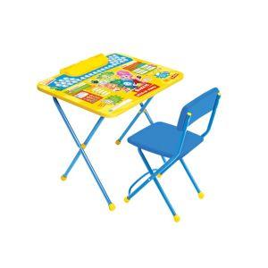 Купить Комплект детской мебели Ника Ф1А Фикси Азбука