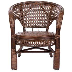 Купить Комплект мебели из натурального ротанга Мебель Импэкс Пеланги цвет орех