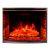 Купить Очаг ИнтерФлейм Panoramic IF-EF02-33 LED FX