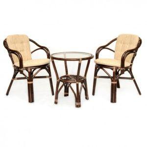 Купить Комплект мебели из натурального ротанга ЭкоДизайн Patio 02/13 Б