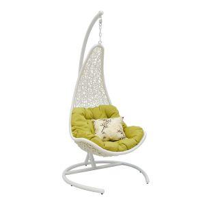 Купить Подвесное кресло ЭкоДизайн Wind White