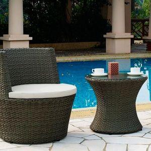 Купить Комплект ЭкоДизайн К210025 (стол + 2 кресла)