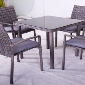 Купить Комплект ЭкоДизайн ОК210195 (стол + 4 кресла)