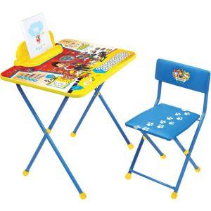 Купить Комплект детской мебели Ника Щ2 Щенячий патруль