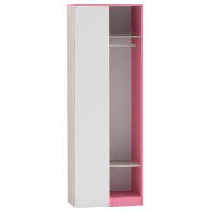 Купить Шкаф угловой Комфорт-S М4 Агнешка цвет пикар/розовый