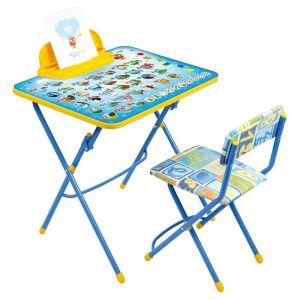 Купить Комплект детской мебели Ника КУ2/ВА Веселая азбука