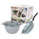 Набор посуды Kukmara нкп09мф цвет фисташковый