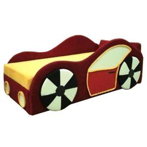 Купить Диван детский М-Стиль Машинка правый