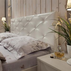 Купить Кровать ГМФ К38.2 Марсель люкс 140*200 с подъемным механизмом цвет бодега светлый