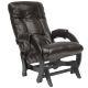 Кресло-глайдер Мебель Импэкс Комфорт м.68 цвет венге/oregon 120