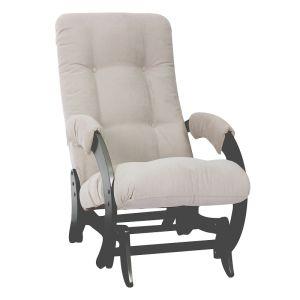 Купить Кресло-глайдер Мебель Импэкс Комфорт м.68 цвет венге/verona light grey