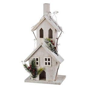 Купить Декоративное изделие Арти М 240-024 Домик 19*13*40 см