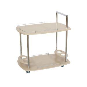 Купить Стол сервировочный Мебель Импэкс Эсперанс цвет дуб беленый