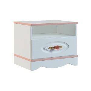 Купить Тумба прикроватная АСМ-Модуль 1.0.2 Флоранс цвет сосна прованс