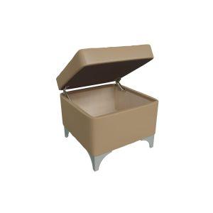 Купить Банкетка Гранд Кволити 6-5113 Жозефина-2 цвет кофе с молоком
