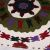 Банкетка TetChair 10237 Maharaja белый с цветами