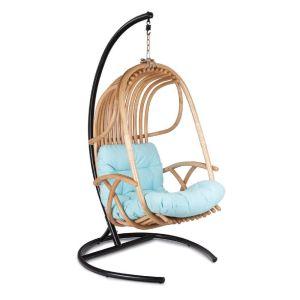 Купить Подвесное кресло ЭкоДизайн Swing 66-55 W/S цвет натуральный