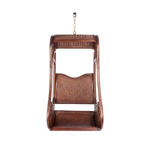 Купить Подвесное кресло ЭкоДизайн Hanging 003 цвет темный