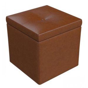 Купить Банкетка Гранд Кволити 6-5114 Куба цвет коричневый