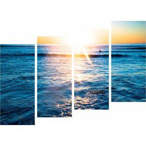 Купить Картина модульная Строй-Комплект Море 120*84