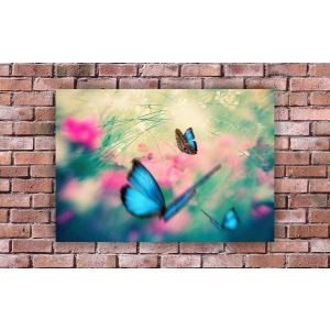 Купить Картина Строй-Комплект Полет бабочки 84*120