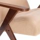 Кресло Мебель Импэкс Tinto цвет орех/ophelia 1
