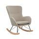 Кресло-качалка Мебель Импэкс Sherlock цвет KR908-2 бежевый