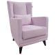Кресло Комфорт-S интерьерное New цвет vital bloom