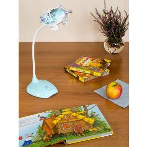Купить Светильник Лючия 112 Биплан цвет голубой