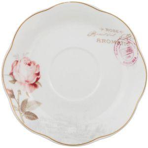 Купить Кофейный набор Арти М 87-088 Мэрибель на 6 персон (12 предметов) 100 мл цвет розовый/бежевый