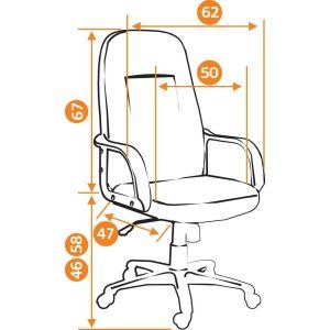 Купить Кресло компьютерное TetChair Leader