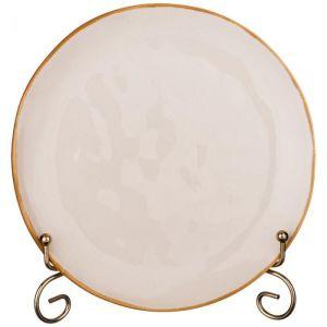 Купить Тарелка закусочная Арти М 408-105 Concerto цвет кремовый