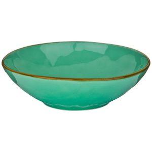 Купить Тарелка суповая Арти М 408-113 Concerto цвет тиффани