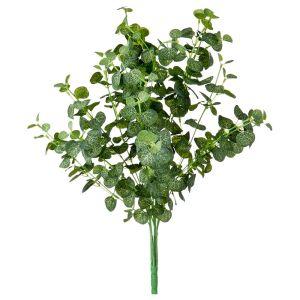 Купить Цветок искусственный Арти М 21-1001 Эвкалипт пепельный 50 см цвет зелёный