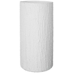 Купить Ваза Арти М 316-1452 Tahira bianco 30*12 см цвет белый