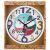 Купить Настенные часы Арти М 146-1028 Медведи 20 см цвет мультиколор