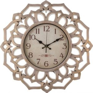 Купить Настенные часы Арти М 220-180 Italian style 46*46*4.5 см цвет пудра