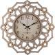 Настенные часы Арти М 220-180 Italian style 46*46*4.5 см цвет пудра