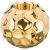 Купить Подсвечник Арти М 699-288 Золотая коллекция 10*10*9 см цвет золотистый